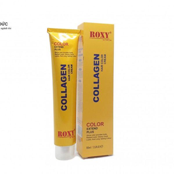Màu nhuộm tóc collagen roxy